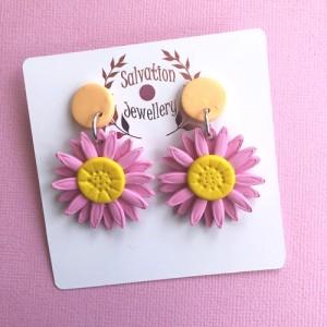 Small Daisy - Pink