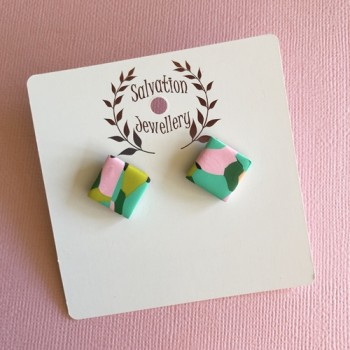 Medium Studs - Meadow