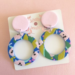 Hoops - Lily Pad