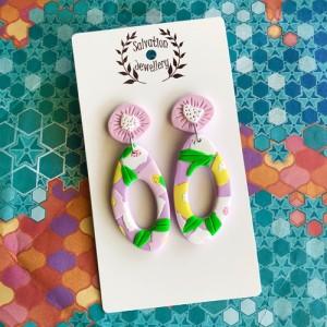 Boulders - Lilac
