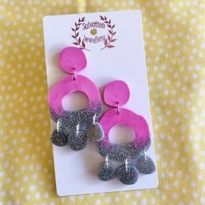 Unhoop - Sparkly Pink