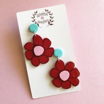 Daisy - Red